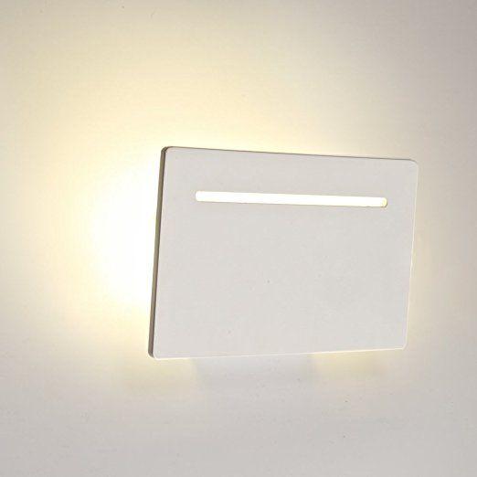 DAKYUE L35038 5W LED Alluminio Applique Bianco Caldo Risparmio Energetico Moderno Quadrato Lampada a muro Europeo Stile Planter Lampada da parete