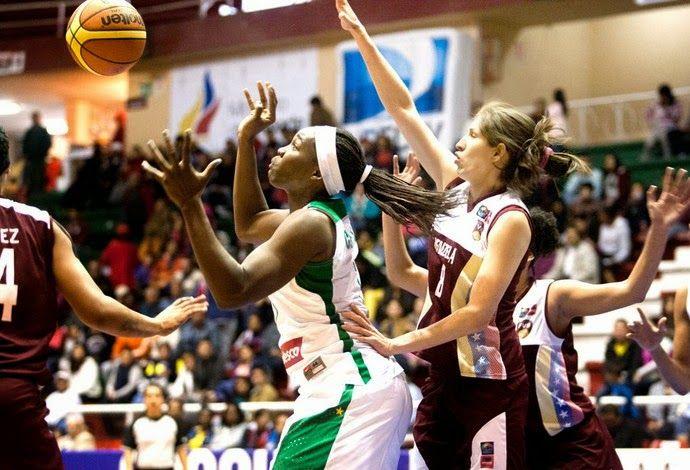 Blog Esportivo do Suíço: Seleção feminina estreia com vitória no Sul-Americano de Basquete