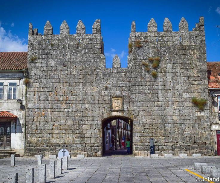 Porta d'El Rei Roteiro turístico de Trancoso