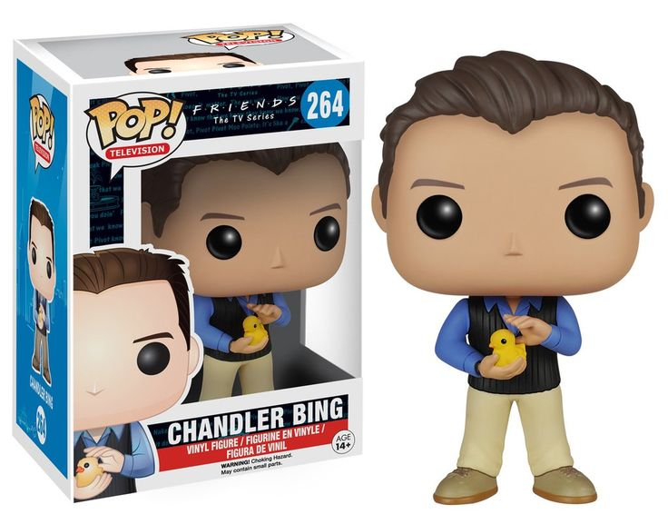 Pop! TV: Friends - Chandler Bing
