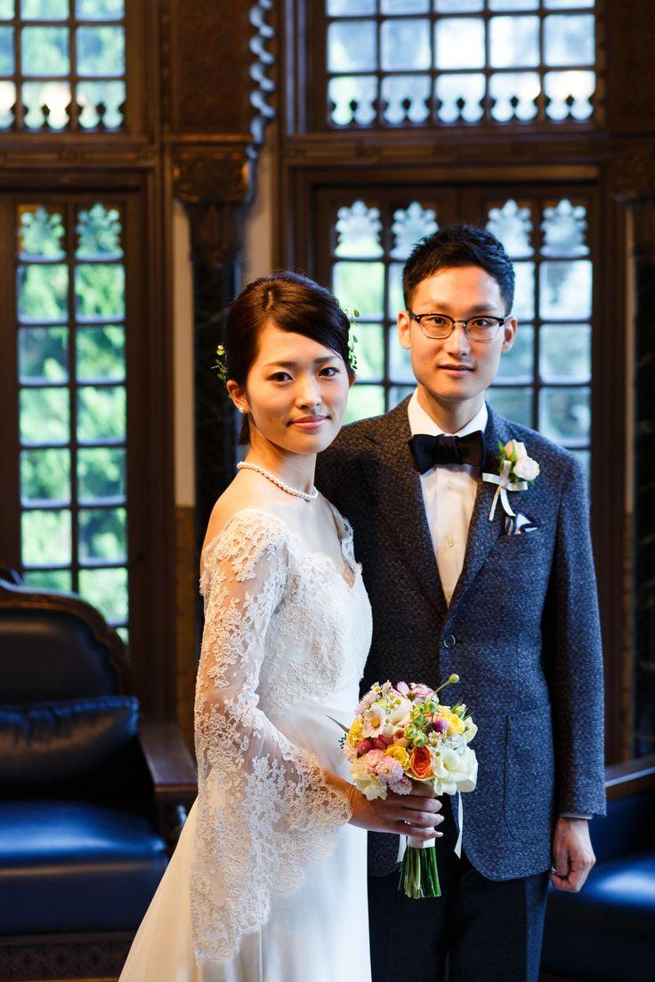 小笠原伯爵邸 | 結婚式写真、家族写真のユニゾン - Part 6