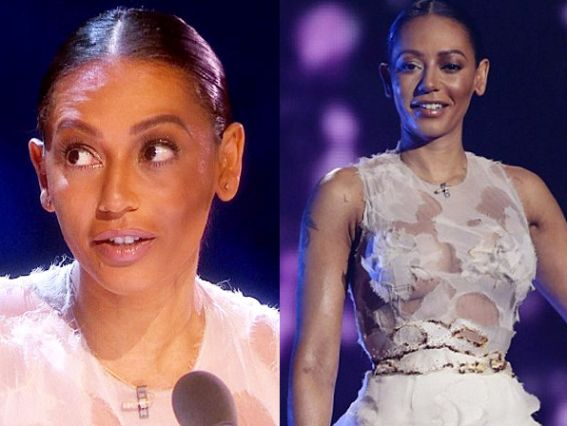 THE WORLD AT LARGE: Mel B's husband forced to deny beating her after s...