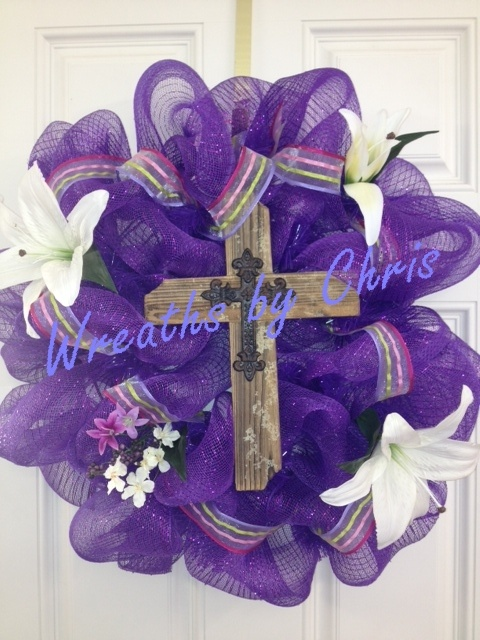 93 Best Images About Easter Spring Wreaths On Pinterest