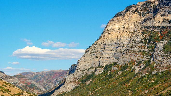 Provo Canyon (SUA)  20 de poze deosebite cu canioane, adevarate sculpturi ale naturii - galerie foto.  Vezi mai multe poze pe www.ghiduri-turistice.info  Sursa : www.flickr.com/photos/a4gpa/