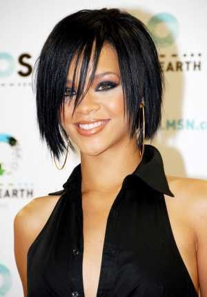 Outstanding 1000 Images About Hairstyles On Pinterest Shaggy Bob Rocker Short Hairstyles For Black Women Fulllsitofus