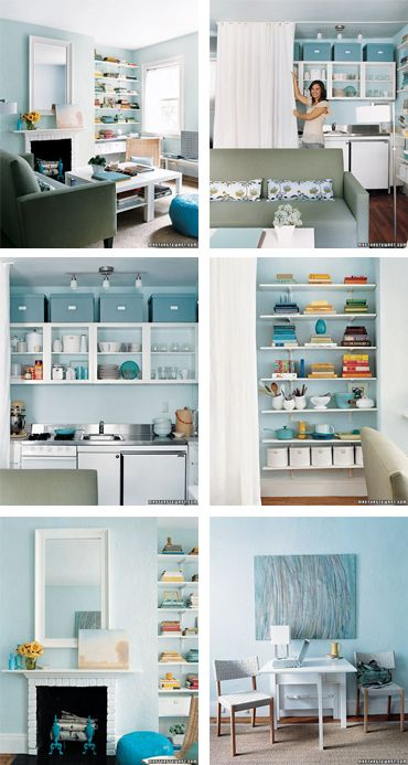 PERFECT COLOR COORDINATION.  A little splash of color can make everything all tie together. This is a design trick to make your decorating project look expensive but won't put a hole in your pocket.