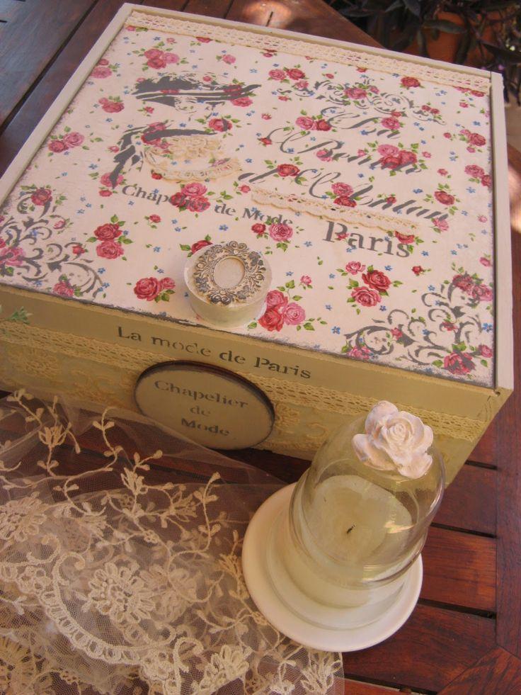 good perfect with con cajas de vino with ideas con cajas de vino - Cajas De Vino Decoradas