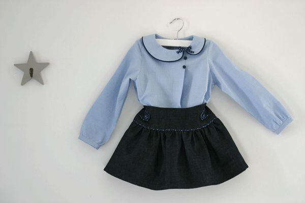 GALWAY sewing pattern (+ supplement) / PHILADELPHIE skirt - c'est dimanche - by Bon petit diable