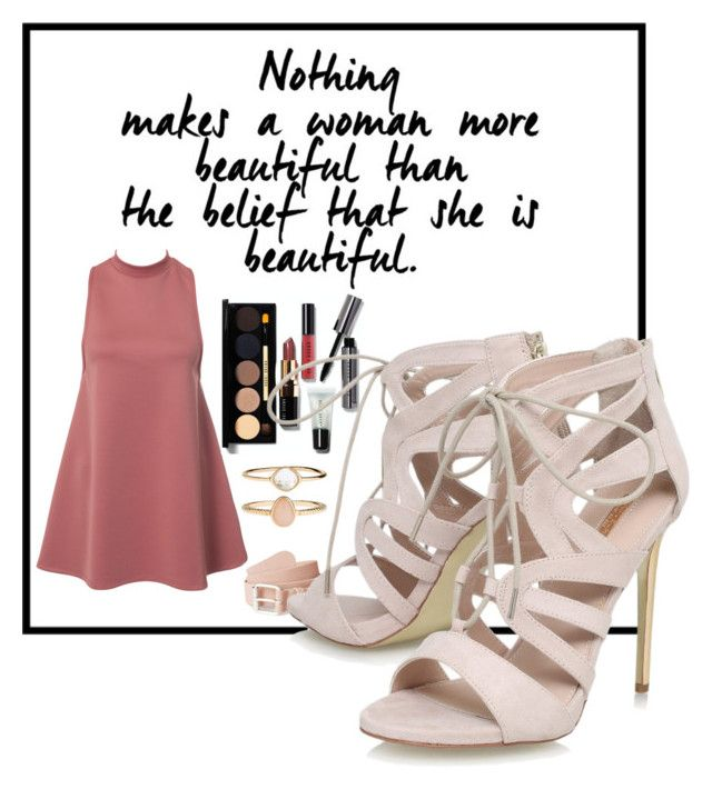 """""""heels"""" by sweetblack93 on Polyvore featuring NLY Trend, Bobbi Brown Cosmetics, Carvela and Accessorize"""