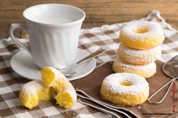 Ciambelline senza glutine, ottime per la colazione