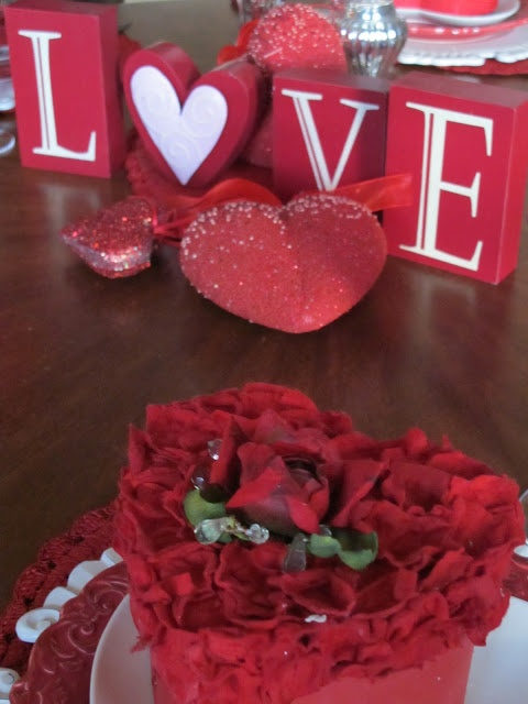 Table Decorations For Valentineu0027s Day 2013 Part 72