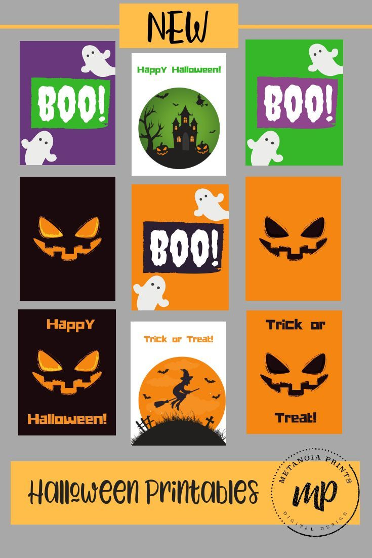 shop spooktacular halloweenparty printableart and more from rh in pinterest com
