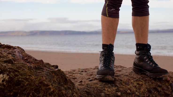 Eco Vegan Shoes produce a range of shoes, including walking boots