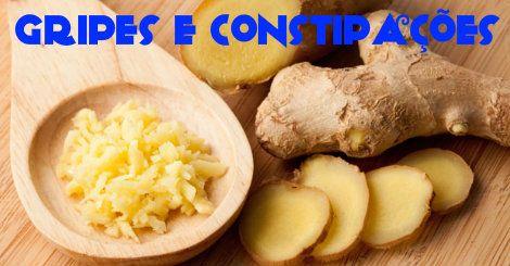 Gengibre: Como Consumir? 3 formas simples para se livrar da #Gripe e dos kilos a mais…