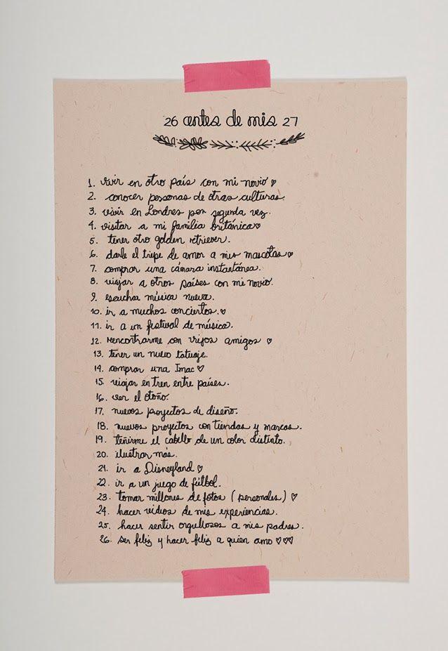 15 best lista de deseos images on pinterest birthday wishlist mi lista de deseos my wish list fandeluxe Gallery