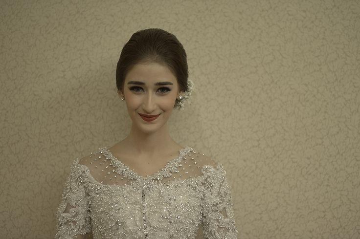 White and Gold Themed Wedding at Ritz Carlton Pacific Place - Qorina Rifki akad nikah_0405