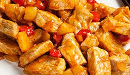 Pork and Pineapple Stir-Fry #paleo #diet #recipes #caveman #diet #paleolithic #organic #dinner #paleo #book #sugarfree #recipes