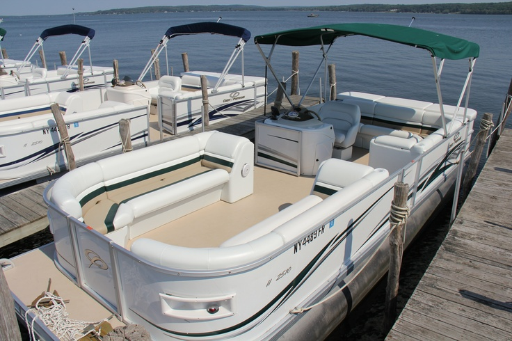 25 ft crest ii with new seats 2012 pontoon boat