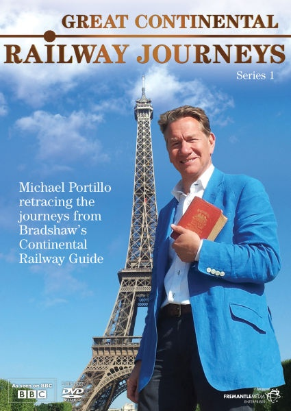 Culturally, very interesting and probably one of my favorite programs of recent times, Michael Portillo's ''Great Continental Railway Journeys'', I particularly like the Serbia & Montenegro and France episodes. Another great BBC program.