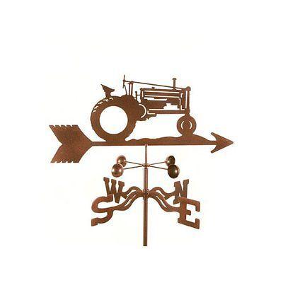EZ-Vane-Inc-John-Deere-Tractor-Weathervane-with-Roof-Mount