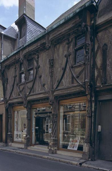 Maison de la Reine Blanche à Bourges