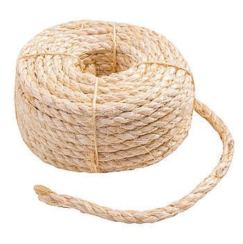Our multipurpose Sisal Rope features three strands of biodegradable rope that…