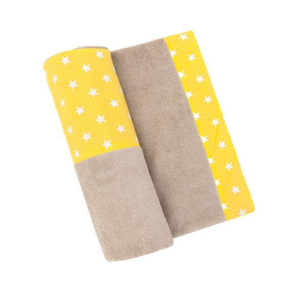 Starfish - Yellow Towel