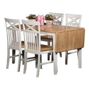 Skipper kjøkkenbord m/4 stoler