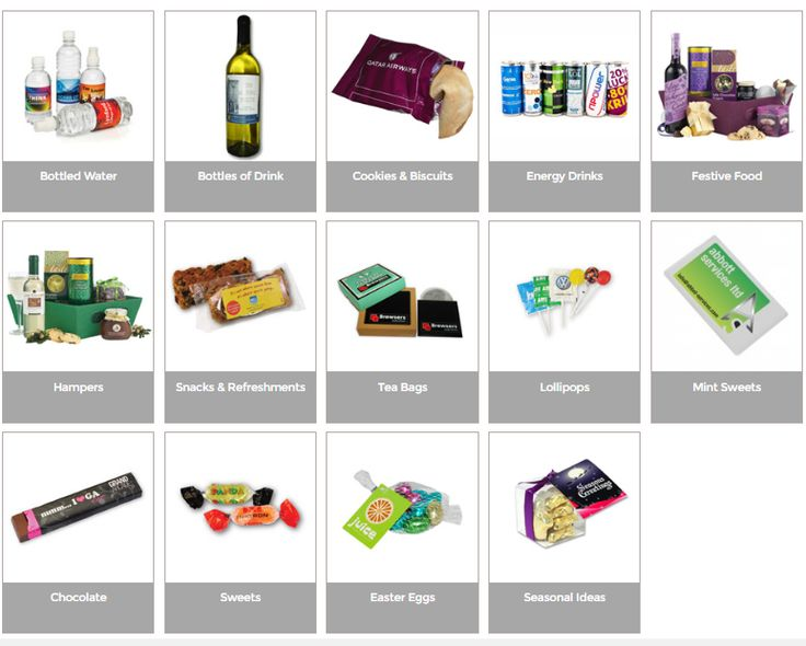 The best #promo products are useful in everyday life or edible! View our range of #branded #food & #drink