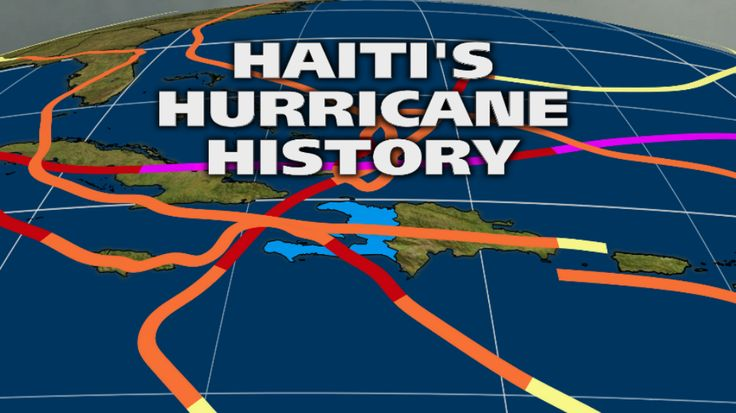 A look at Haiti's recent hurricane history reveals the nation has had a rough go of it in the last 10 years.