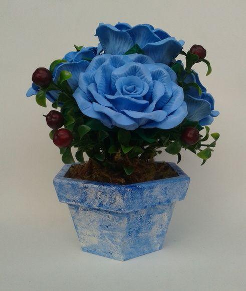 Arranjo de Flores em EVa                                                       …
