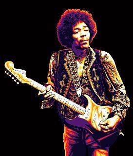 North Texas Drifter: Jimi Hendrix