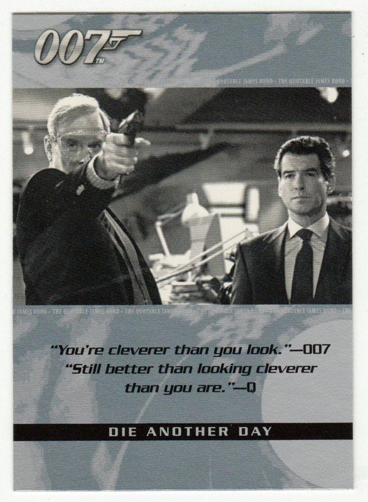 Bond Quotes 127 Best Bond Quotes Images On Pinterest  James Bond Quotes James .