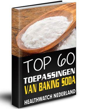 Top 60 toepassingen van Baking Soda