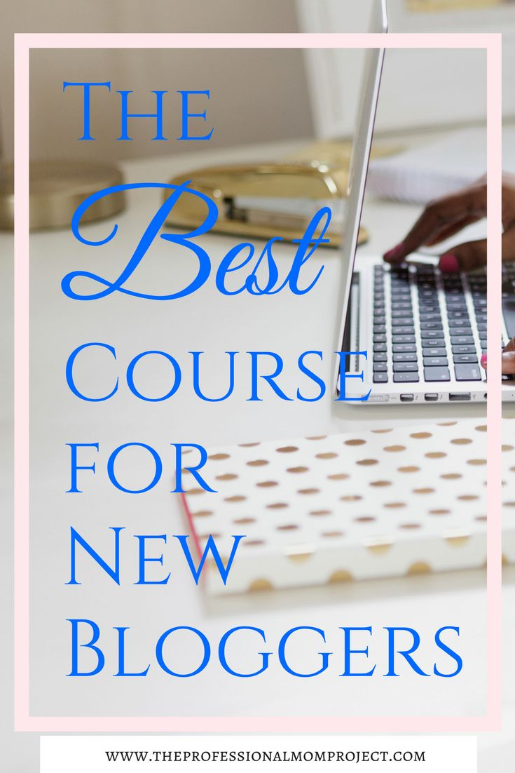 The best course for new bloggers! A review of Blog by Number - blogging for beginners | how to start a blog | new blog | blogging tips | blog monetization | blog organization