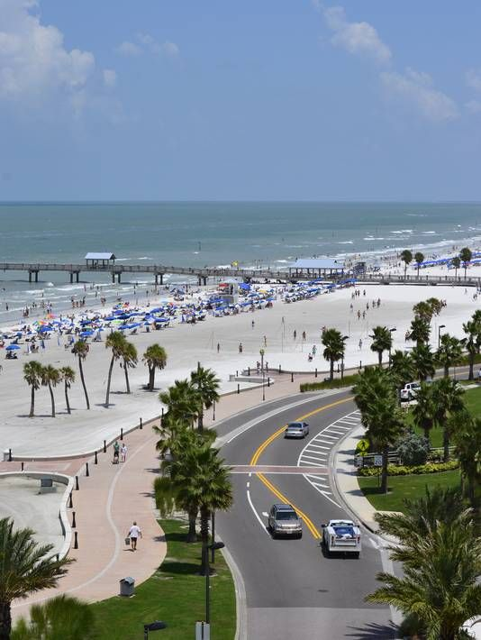 BEST BEACH TOWN IN FLORIDA-They're all claims to fame for Clearwater Beach, the Gulf of Mexico barrier island resort community that USA TODAY Travel readers crowned the best beach town in Florida