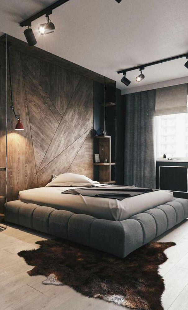 59 New Trend Modern Bedroom Design Ideas For 2020 Contemporary Bedroom Design Bedroom Design Modern Bedroom Design