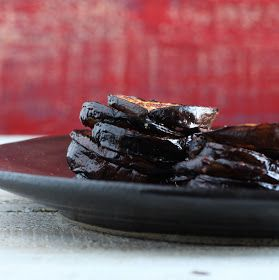 Vegan Richa: Chili Eggplant Stacks. vegan glutenfree recipe and a Giveaway!