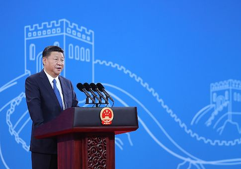 China is stepping up coordinated intelligence operations aimed at influencing foreign governments into backing Beijing's anti-democratic goals,