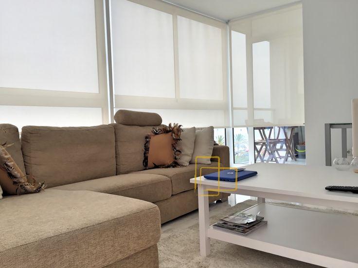 Las 25 mejores ideas sobre cortinas screen en pinterest y - Diseno de cortinas para salon ...