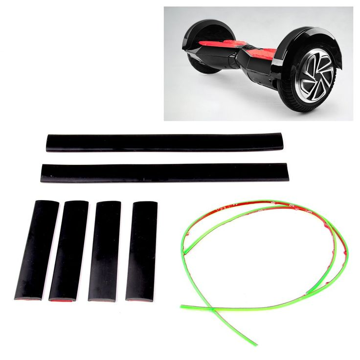 Self balance Scratch Protectors for 2 Wheel Bumper Protect Body Scooter Guards  SelfBalancing