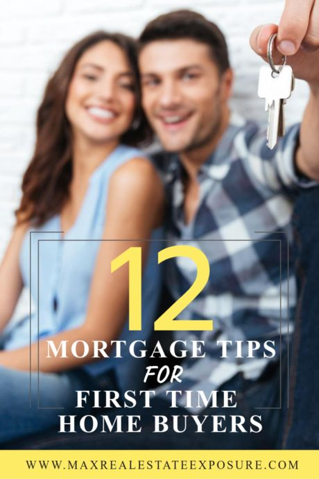 Mortgage Tips For First Time Home Buyers http://www.maxrealestateexposure.com/mortgage-tips-first-time-buyers/ #RealEstate #MortgageUpdated #MortgageTips via @massrealty