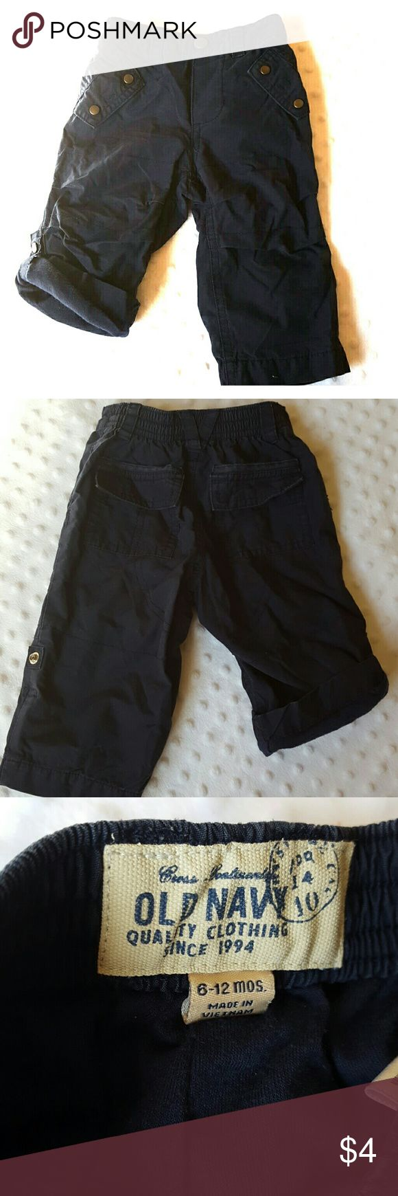 Nany Blue Old Navy pants. (Must bundle to purchase Used only a couple of times. In perfect used conditions. Old Navy Bottoms