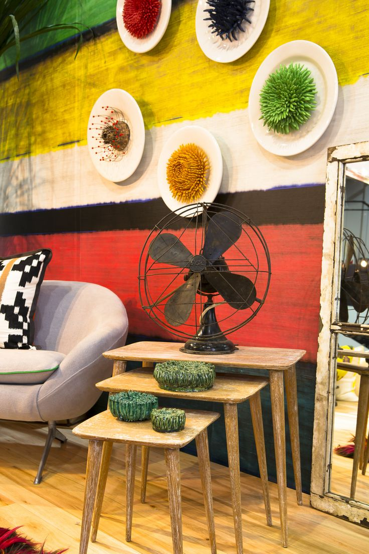 Bold style by Suda-West and St Leger & Viney at Decorex Durban 2014
