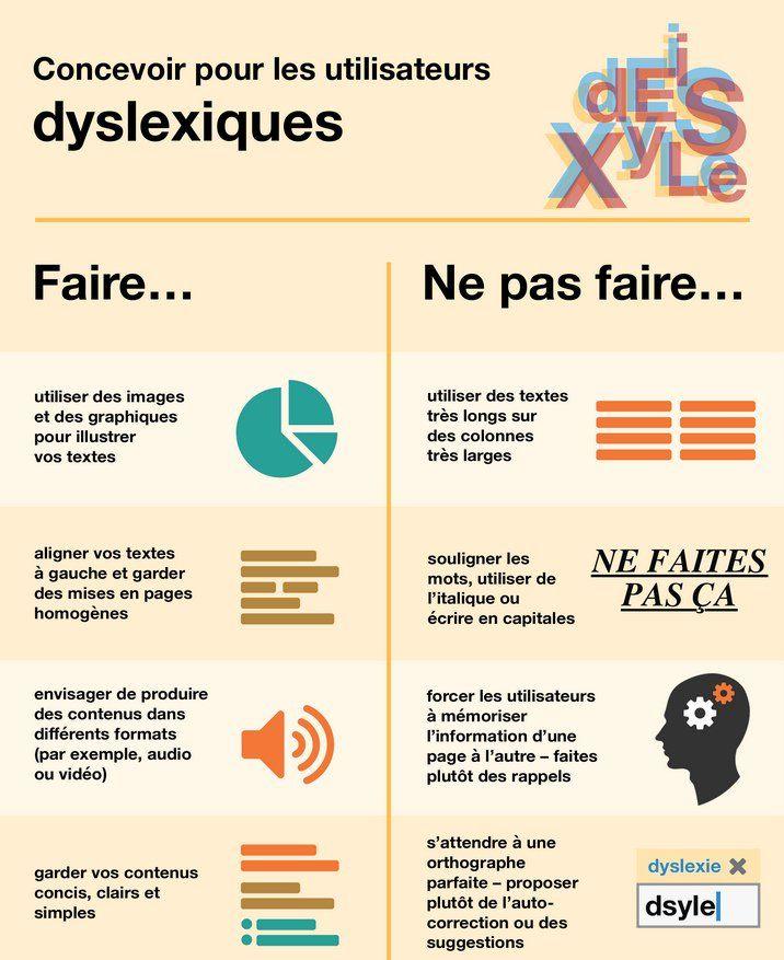 Pour les dyslexiques...