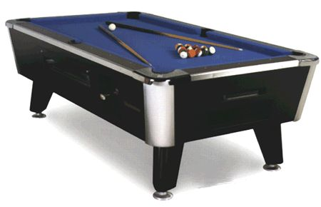 Great American Legacy Coin-Operated Pool Table
