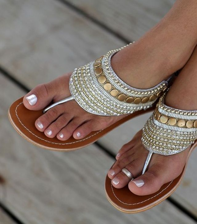 I HATE pictures of feet. Ugh. These sandals are really cute though   ♡Pinterest: @EnchantedInPink♡