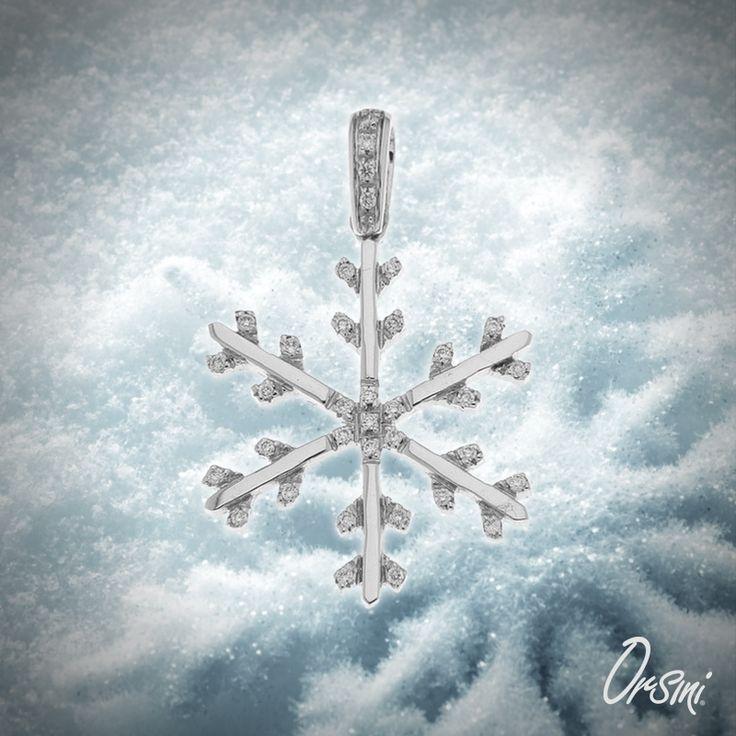 Il sogno invernale? La neve! ✴ Caratterizza il tuo #matrimonio indossando i #fiocchidineve!