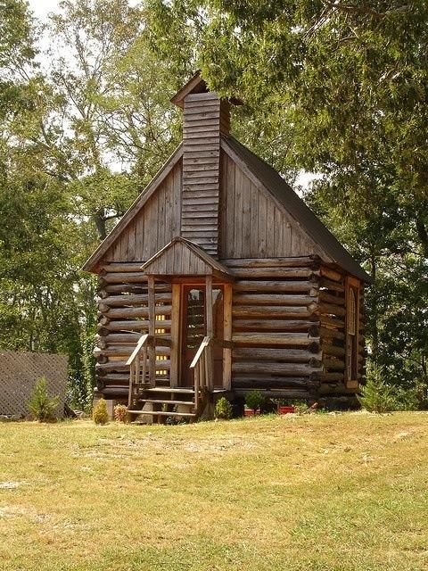 88 best old church houses images on pinterest old for Log cabin builders in alabama