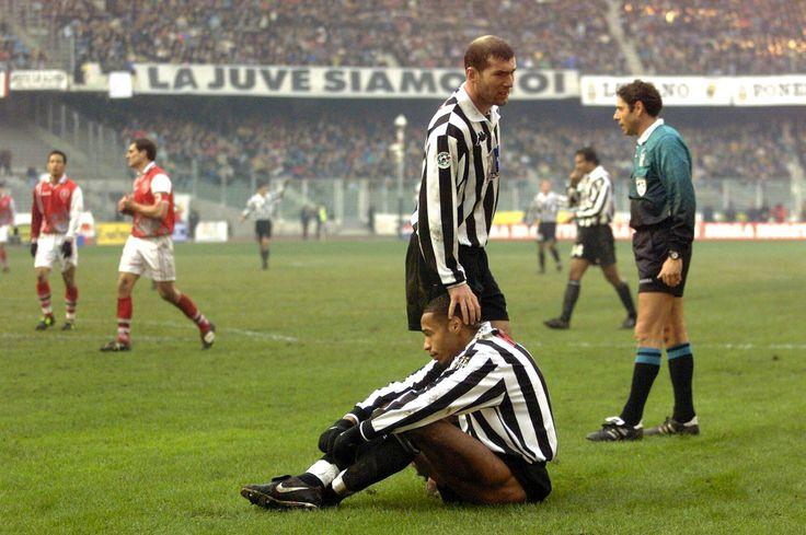Juventus Henry Zidane